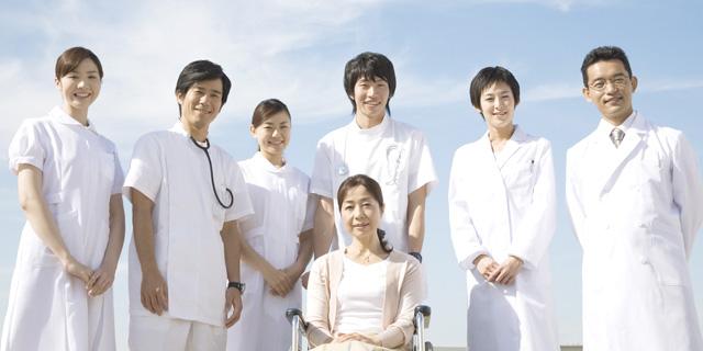 高水準の検査・手術治療も他院との連携で迅速に対応